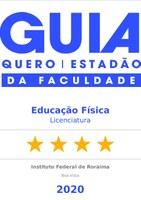 Curso superior de Licenciatura em Educação Física é estrelado no Guia da Faculdade pelo segundo ano consecutivo