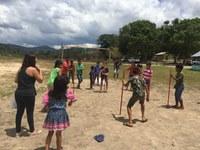 DIA DO ÍNDIO – Campus Boa Vista leva projetos sociais às comunidades indígenas