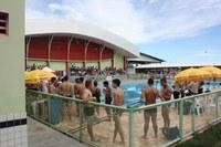 I Copa de Voleibol e I Maratona Aquática movimentam Câmpus Boa Vista Centro no fim de semana