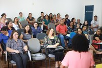Oficina visou à formação no ensino de Língua Portuguesa para surdos