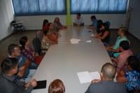 Reunião com Servidores de Apoio ao Ensino