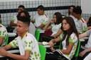 Semana de intensa programação marca acolhimento de pais e novos alunos