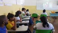 Ação sensibiliza alunos do CAB sobre a Libras