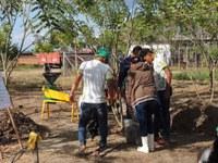 IFRR no Bonfim leva ação de extensão para comunidade indígena