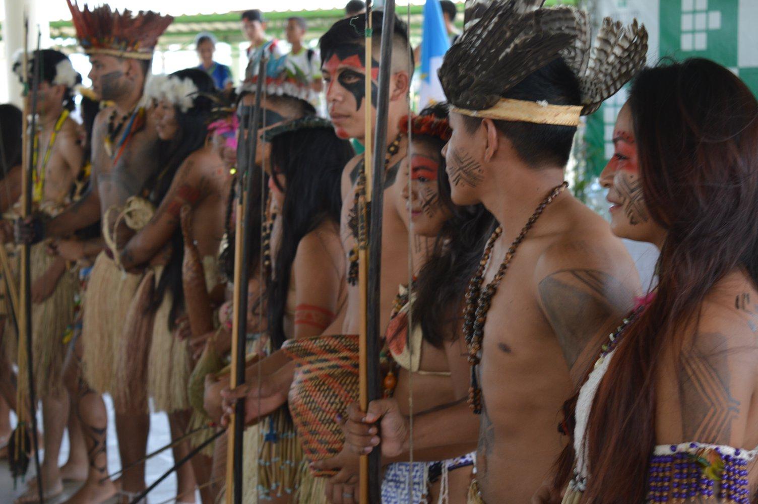 Campus Amajari divulga programação da Semana dos Povos Indígenas