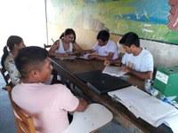 Campus Amajari realiza mutirão itinerante de matrículas para aprovados no Processo Seletivo 2021.1