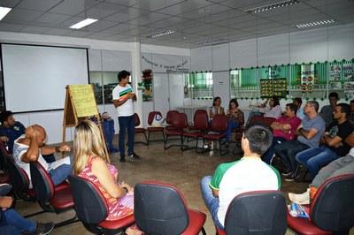 Enfermeiro Rafael Regis falou a respeito dos métodos de prevenção as ISTs