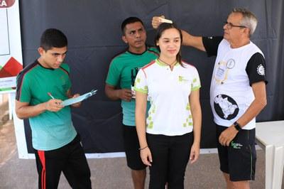 Estudantes de Educação Física do Campus Boa Vista participam de ação