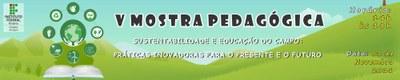 Banner Mostra Pedagógica 2016