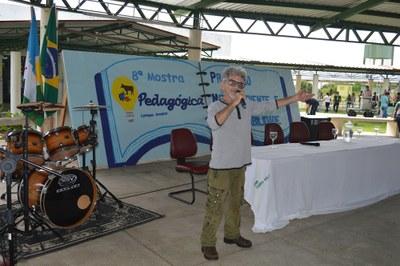 Evento contou com a participação do cantor regional Neuber Uchôa