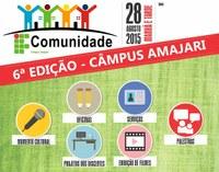 6ª edição do IF Comunidade do Campus Amajari ocorre nesta sexta-feira