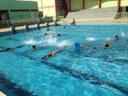Alunos de Aquicultura participam de aula prática de natação