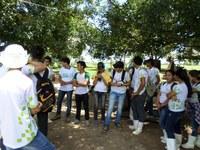 Alunos realizam visita técnica em fazenda do Amajari