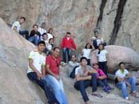 Alunos visitam comunidade indígena de Pacaraima