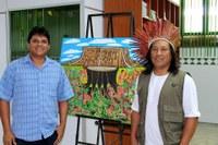 Arte e cultura indígena em debate no Campus Amajari