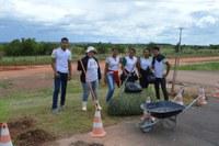 Atividades no Campus Amajari tratam da questão ambiental