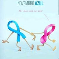 CAM realiza ação alusiva ao Outubro Rosa e ao Novembro Azul