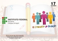 Campus Amajari promove VI Concurso de Redação