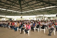 Campus Amajari tem primeiro debate entre candidatos a reitor