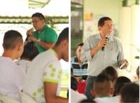 Candidatos falam das principais ações para o Campus Amajari