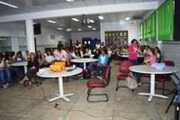 Centro Humanitário de Apoio à Mulher e Liga do Câncer dão palestra no Campus Amajari