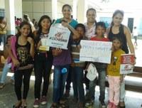Coordenação de Extensão participa de ação contra o Aedys Aegypti