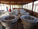 Estudantes do IFRR/Câmpus Amajari estruturam laboratório de pesca e aquicultura