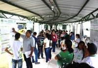 Exposição de banners abre programação do VI Forint, no Campus Amajari