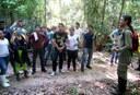 Ilha de Maracá é cenário de visita técnica realizada por alunos do Campus Amajari