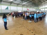 JOGOS INTERCAMPI – 135 atletas participam da segunda etapa