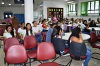 OUTUBRO ROSA  - Palestra para servidoras e alunas acontece nesta quarta-feira, 19