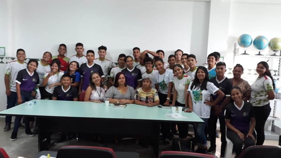Professora do Campus Amajari é convidada para evento na Federal do Maranhão