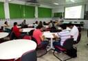 Professores do CAM participam de reuniões para planejamento escolar