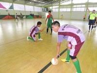 Quase 40 alunos do Campus Amajari participam de Jogos Internos