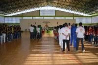 Segunda etapa dos Jogos Internos se inicia com disputas de futsal