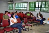 Servidores participam de evento para disseminação de saberes