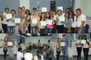 Servidores do CNP recebem certificados