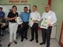 Secretário de Educação Profissional e Tecnológica visita Campus Novo Paraíso