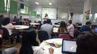 Oficina sobre metodologias ativas abre Encontro Pedagógico do Campus Amajari