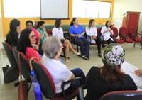 Outubro Rosa e Novembro Azul são temas de roda  de conversa com Grupo Girassol no IFRR em Amajari