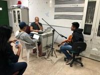 Projeto do IFRR no Amajari resulta em composições musicais com fins didáticos