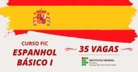 CBVZO – Aula inagural do curso FIC em espanhol será na próxima quarta-feira, 10